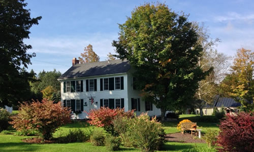 Chandler House on the Common    PO Box 95    Craftsbury   Comm   VT   05827 Email:   jashworth @bsaarchitects.com