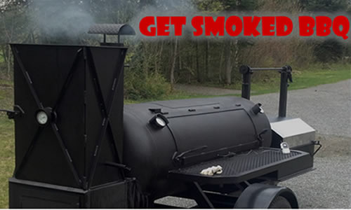 Get Smoked BBQ    Slow cooked BBQ Meats  Craftsbury, Vermont Phone: (203) 213-6661 Email: getsmokedbbqvt@ gmail.com