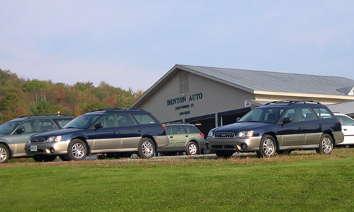 Denton Auto   Auto sales & repairs  Wild Branch Road  Craftsbury  VT 05826  Phone: (802) 586-2828