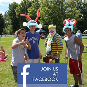 join Craftsbury Recreation Committee on facebook