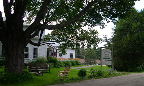 Craftsbury Outdoor Center    Yoga, Crossfit, Comm fit & more  535 Lost Nation Road Craftsbury Comm VT 05827 Phone: (802) 586-7767 Email:  stay@craftsbury.com