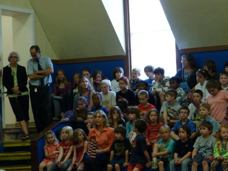 2011 Craftsbury Memorial Day Service