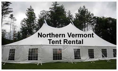 Northern Vermont Tent Rental
