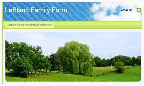 Leblanc Family Farm