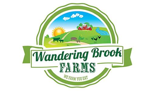 Wandering Brook Farm    poultry & pork CSA  Wild Branch RD Craftsbury VT 05826 Phone: (802) 586-2227 Wanderingbrookfarms@gmail.com
