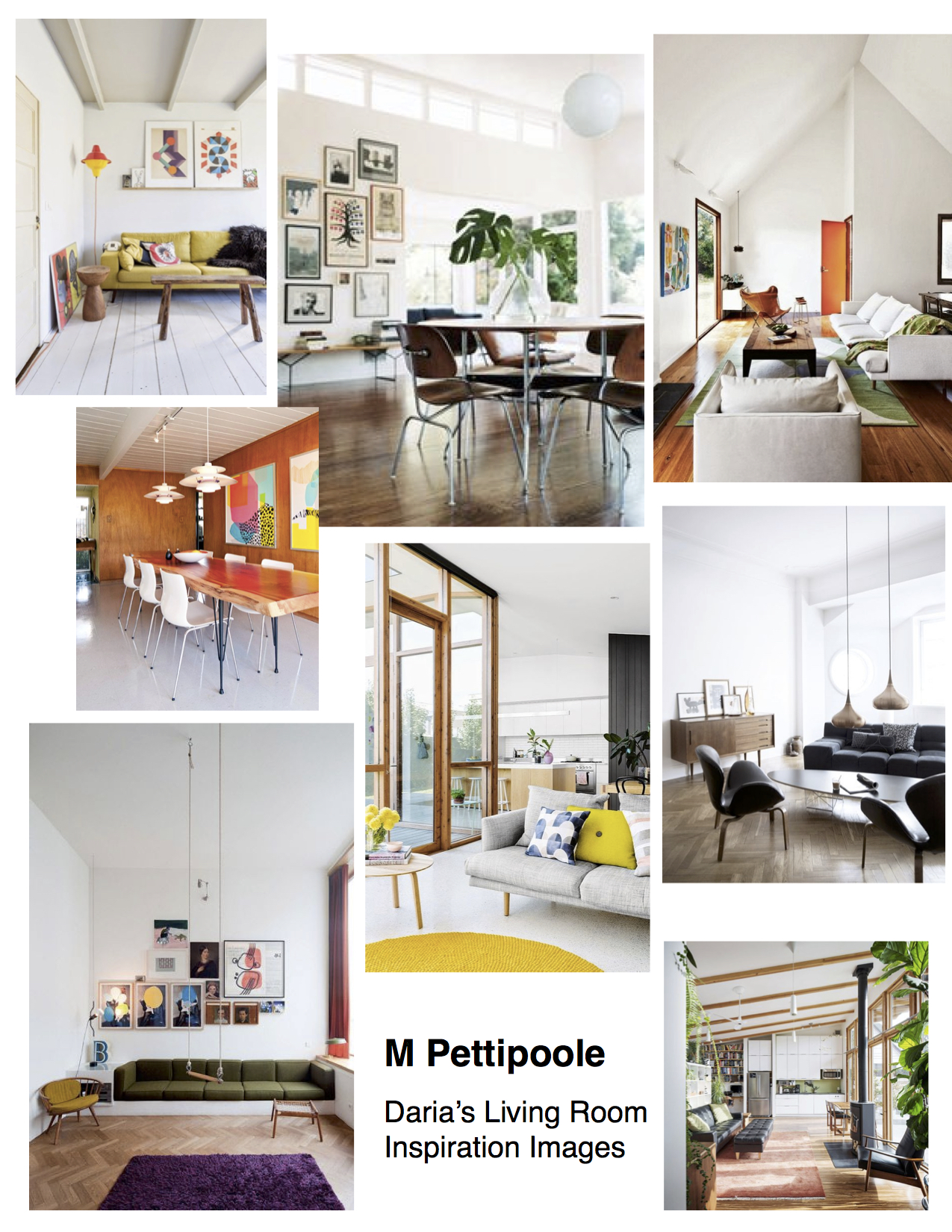 Image Sources:  My Scandinavian Home  |  Designspiration  |  Colorful Homes  |  Redneck Modern  |  My Scandinavian Home  |  Interior Magasinet  |  The New York Times  |  Small House Swoon