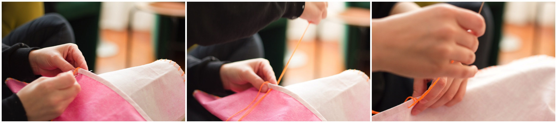 Cloth Napkins DIY