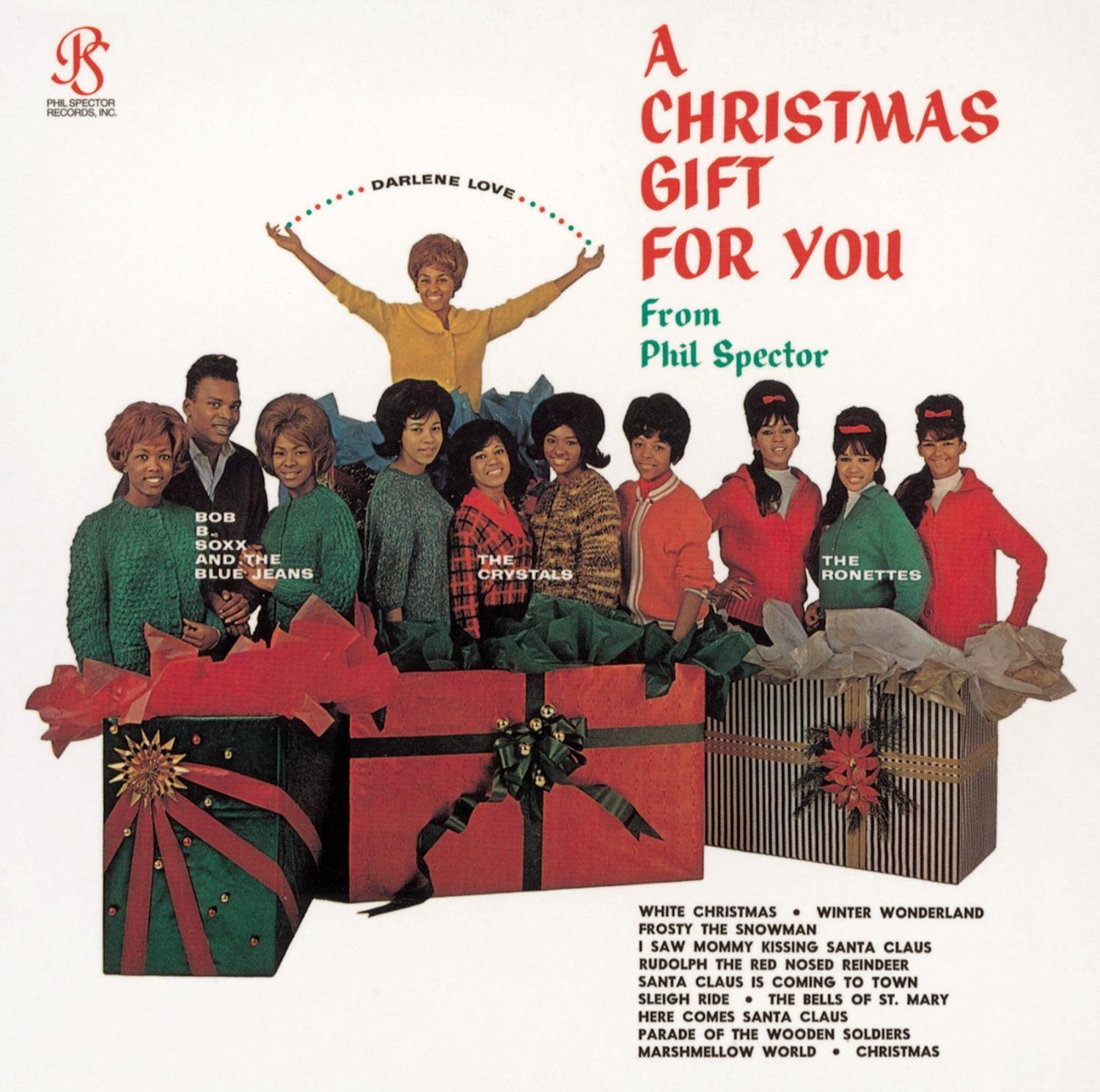A Christmas Gift for You from Phil Spector – Various Artists