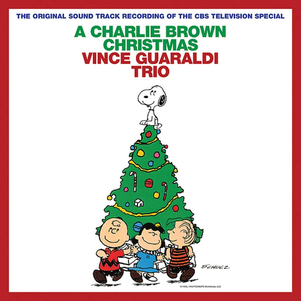 A Charlie Brown Christmas – Vince Guaraldi Trio