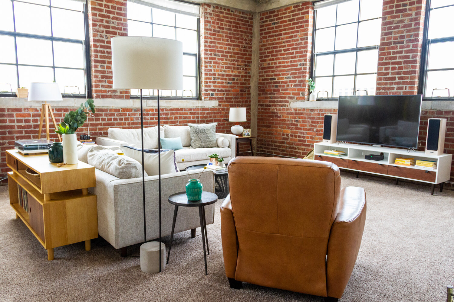 It S Always Sunny In This Downtown Loft M Pettipoole