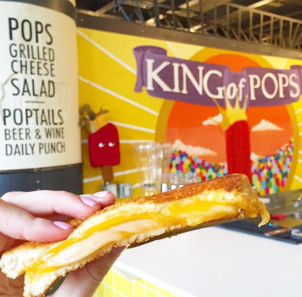 Photo Compliments of @kingofpops