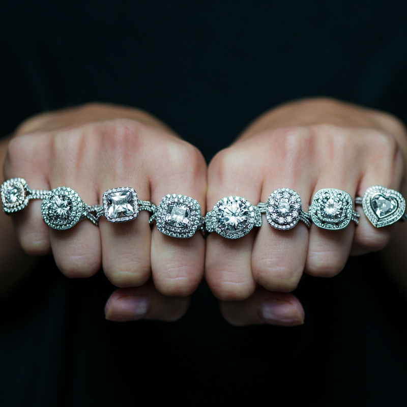 Uneek Jewelry Engagement Rings