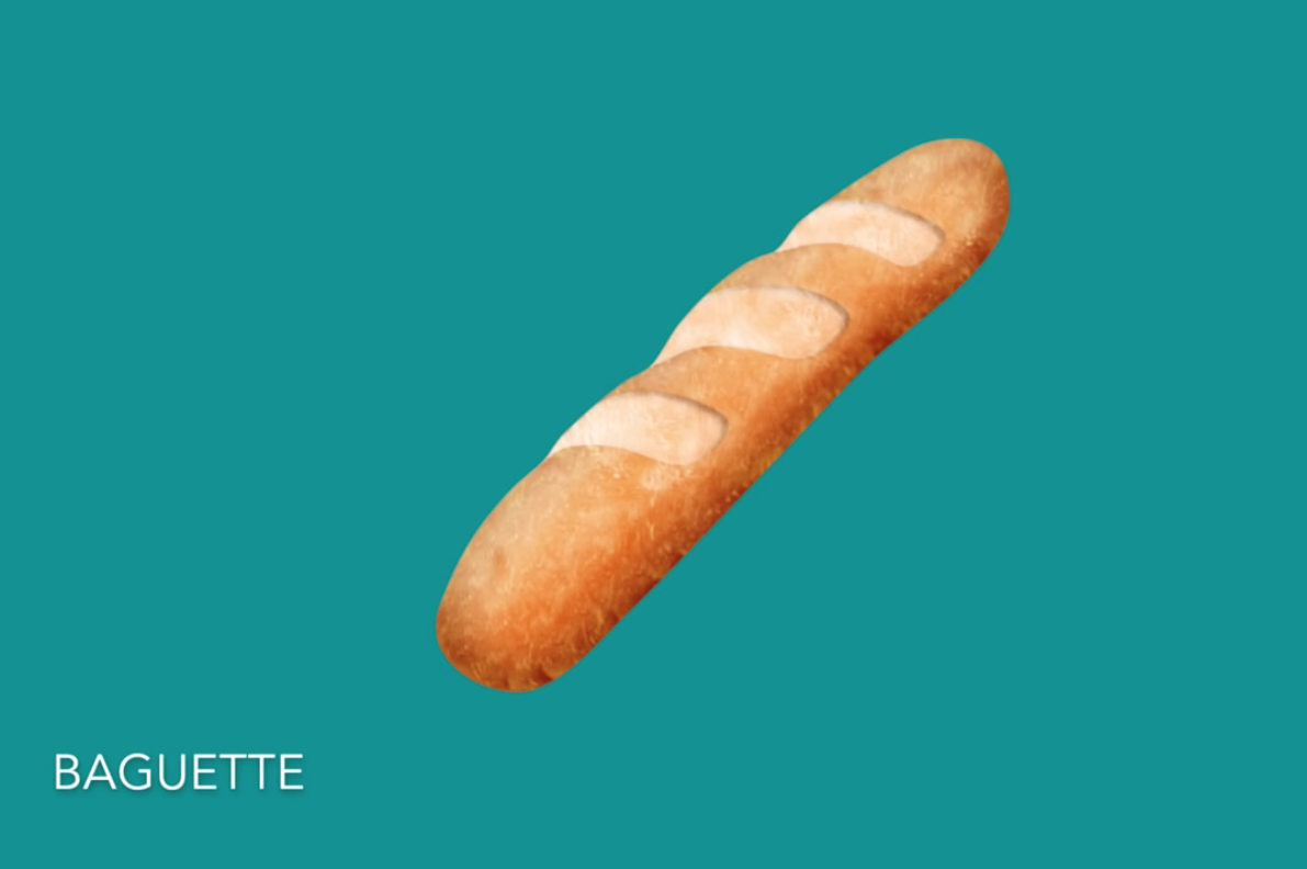 DISCLAIMER : Baguette emoji has not been tested on the gluten free population, could cause serious allergic reaction.