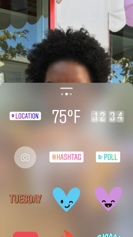 Instagram Stories Polls Business