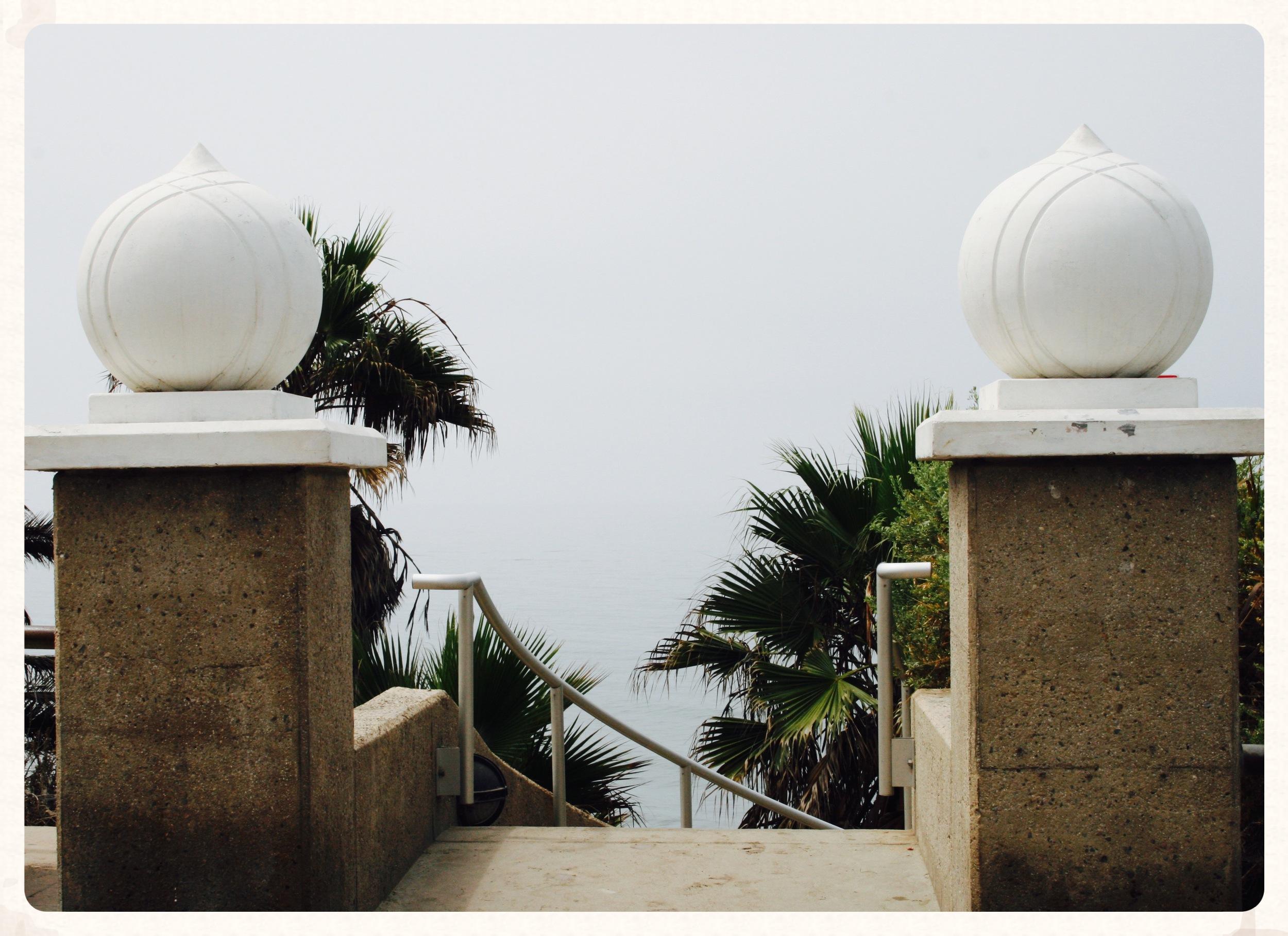 The Swami's Beach, Encinitas, CA. Image©gunjanvirk