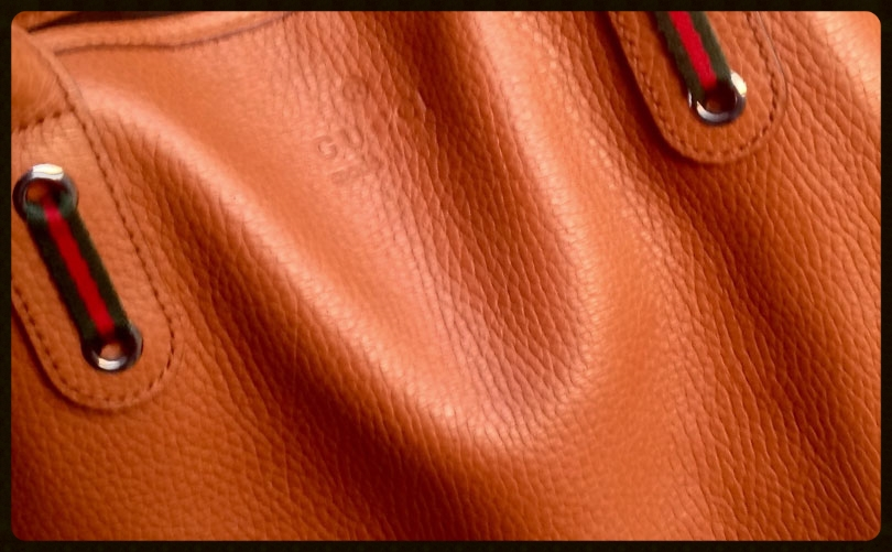 The perfect tan Gucci bag, image©gunjanvirk