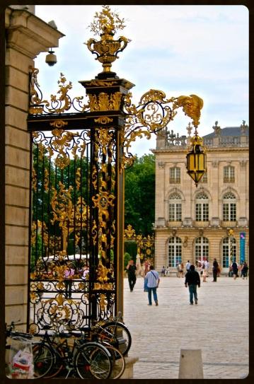 Nancy, France. Image©gunjanvirk
