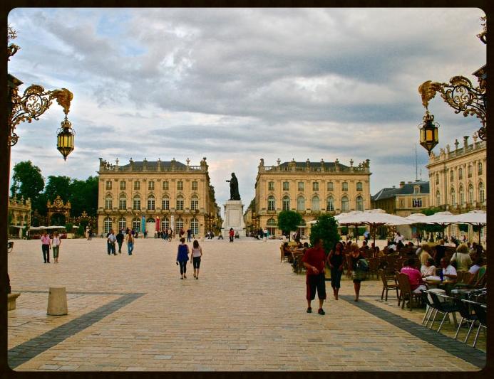 Place Stanislas, Nancy, France. Image©gunjanvirk