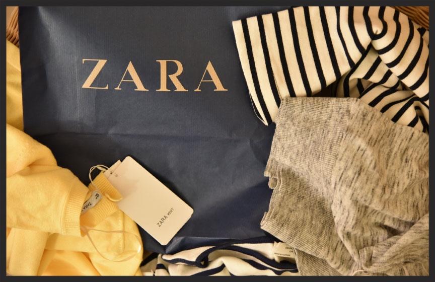 My shopping day at Zara©gunjanvirk