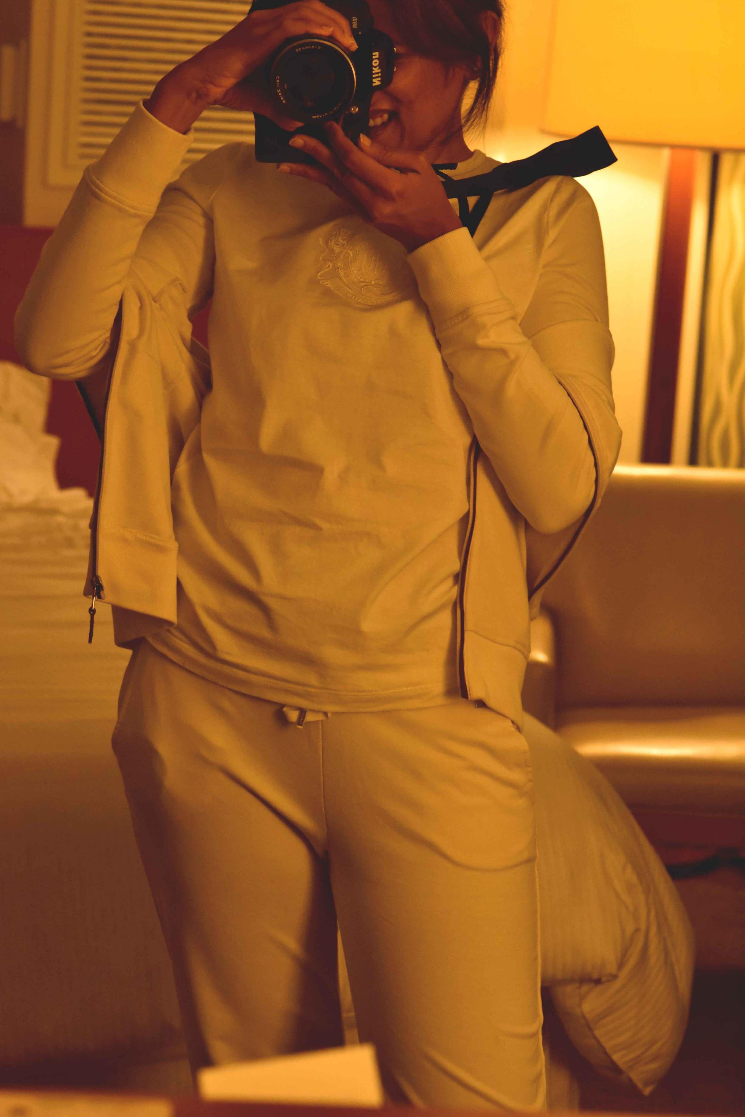 Ralph Lauren track pants, jacket & tee-shirt, image©gunjanvirk