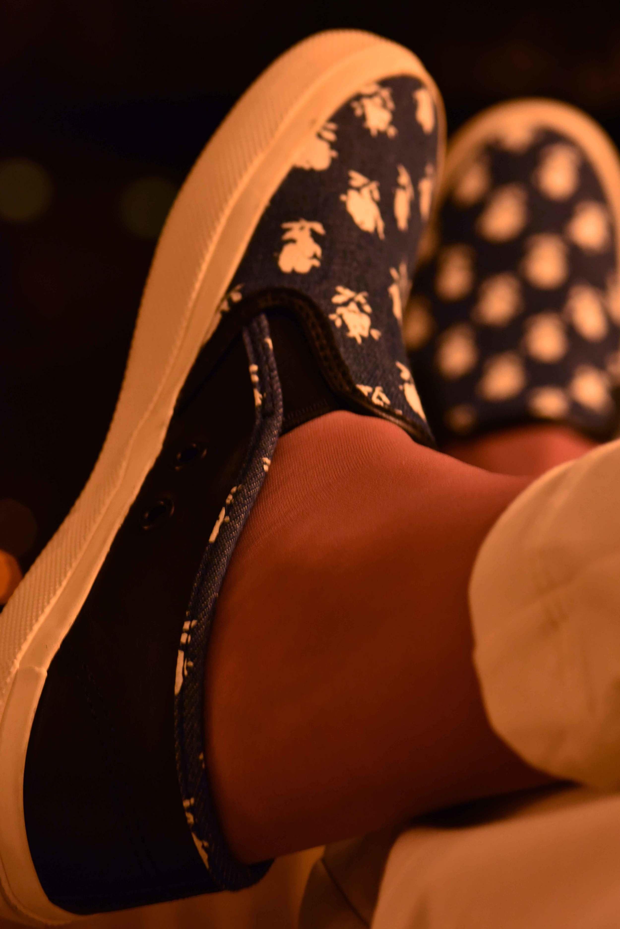 Coach shoes, image©gunjanvirk