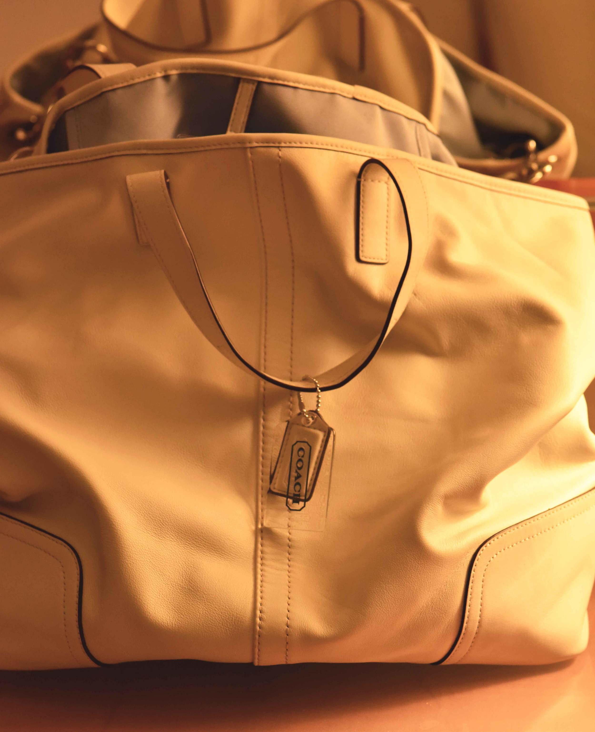 This Coach bag is awesome! Image©gunjanvirk