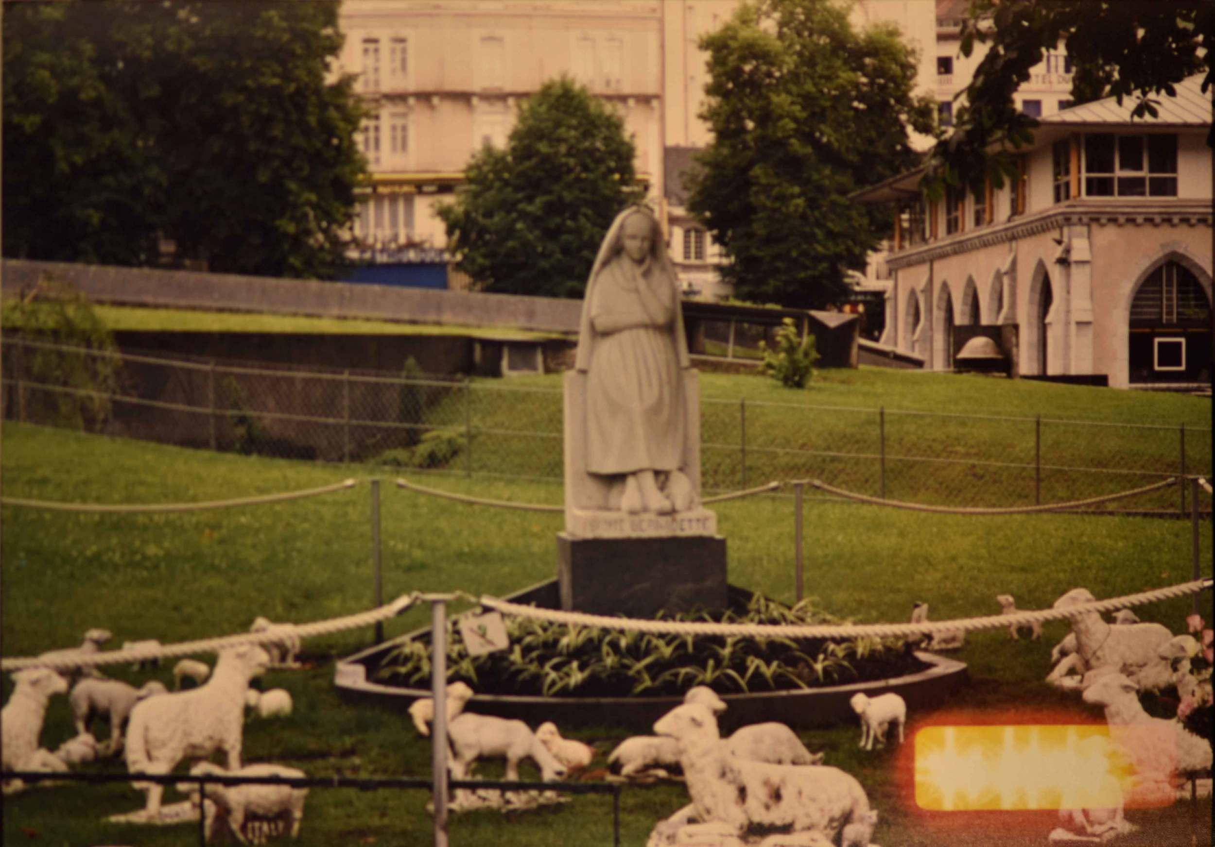 Lourdes Sanctuary, France.Image©sourcingstyle.com