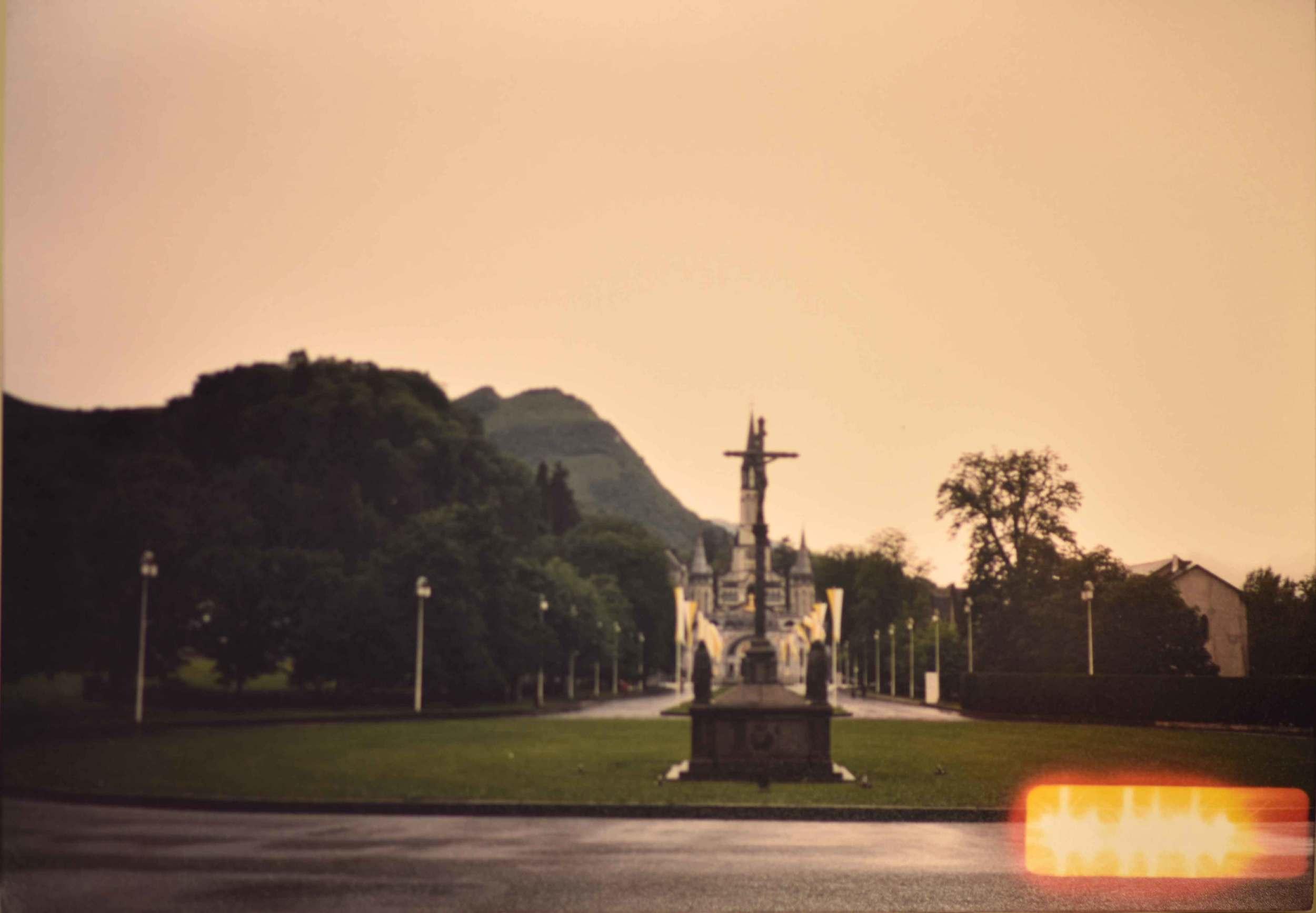 Lourdes Sanctuary, France. Image©sourcingstyle.com
