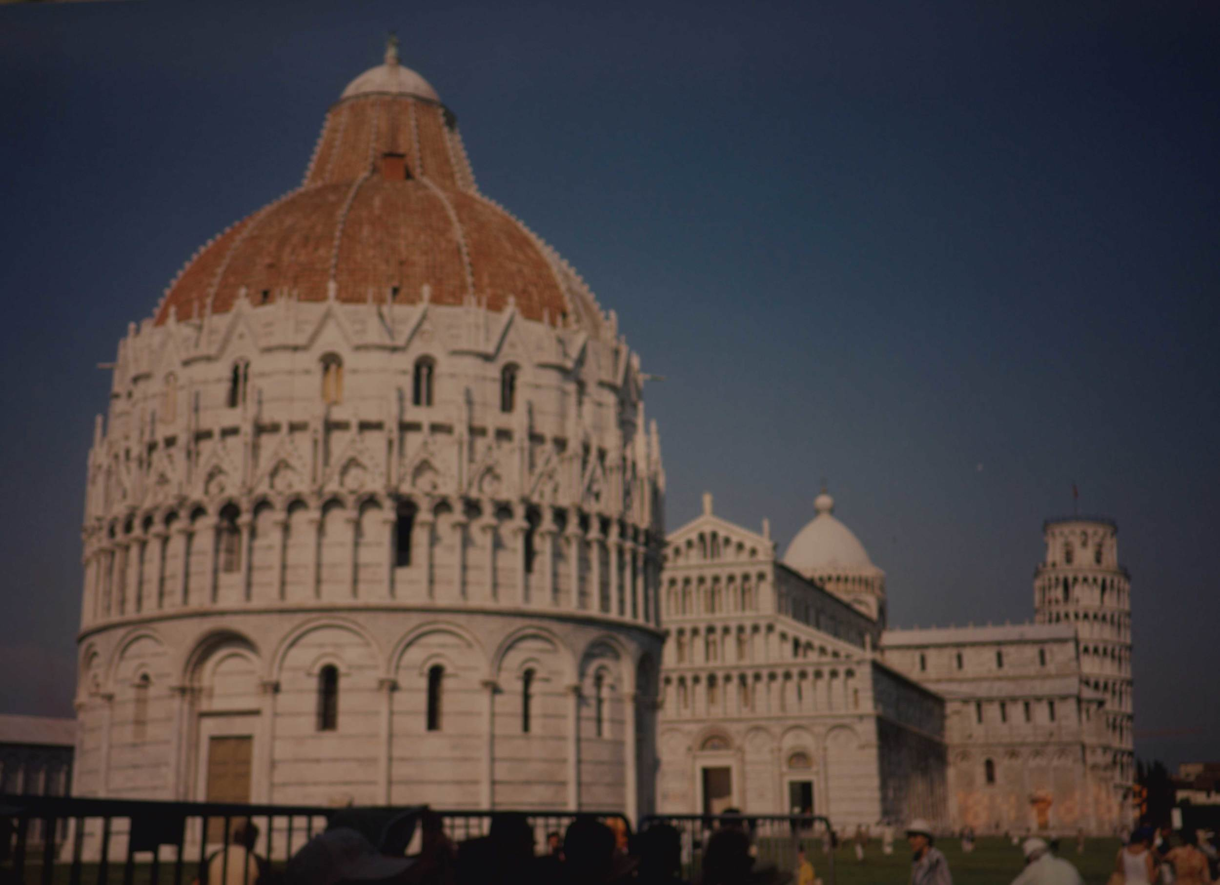 Piazza dei Miracoli with The Leaning Tower of Pisa in the background, Pisa, Italy. Image©sourcingstyle.com