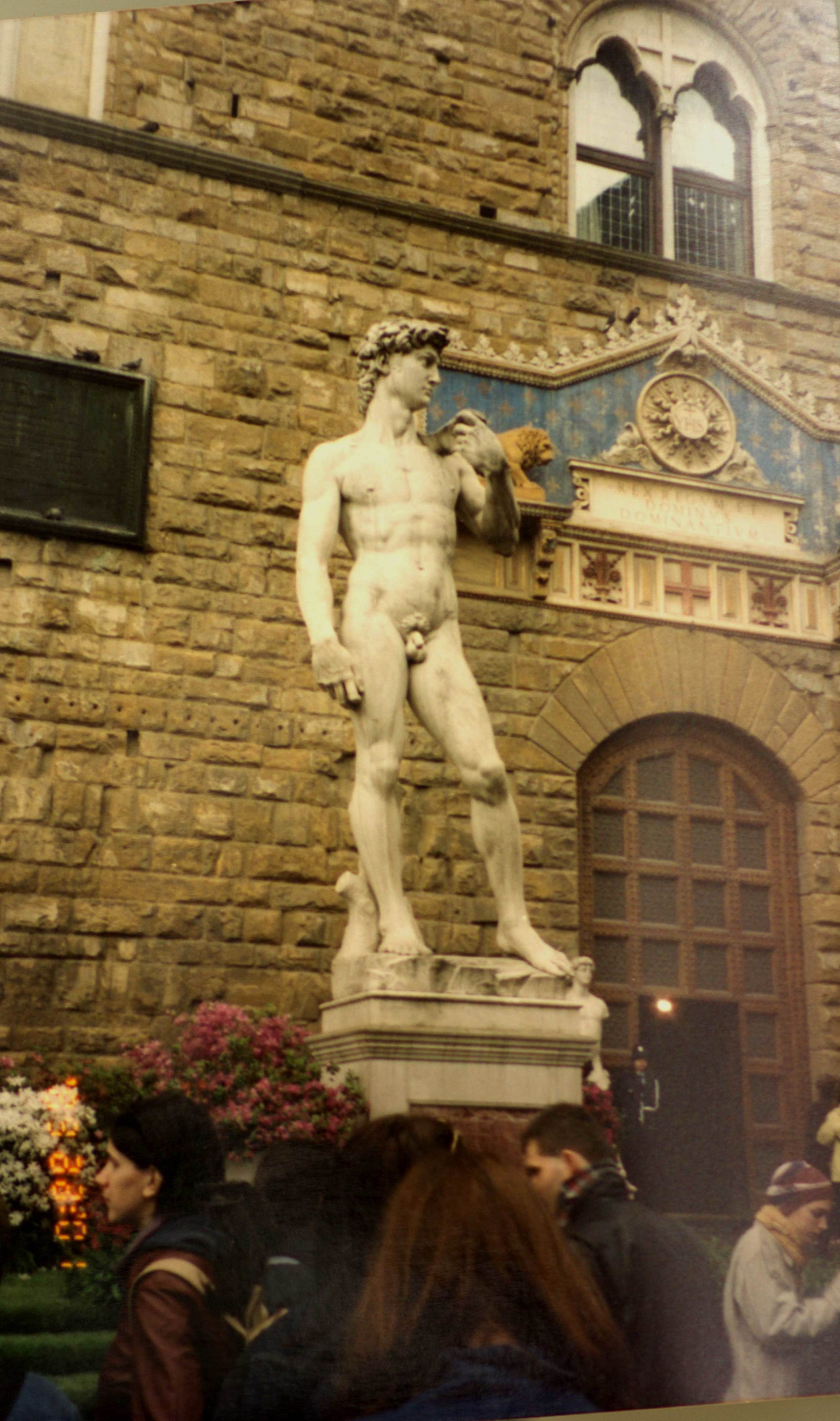 David, Florence, Italy.Image©sourcingstyle.com
