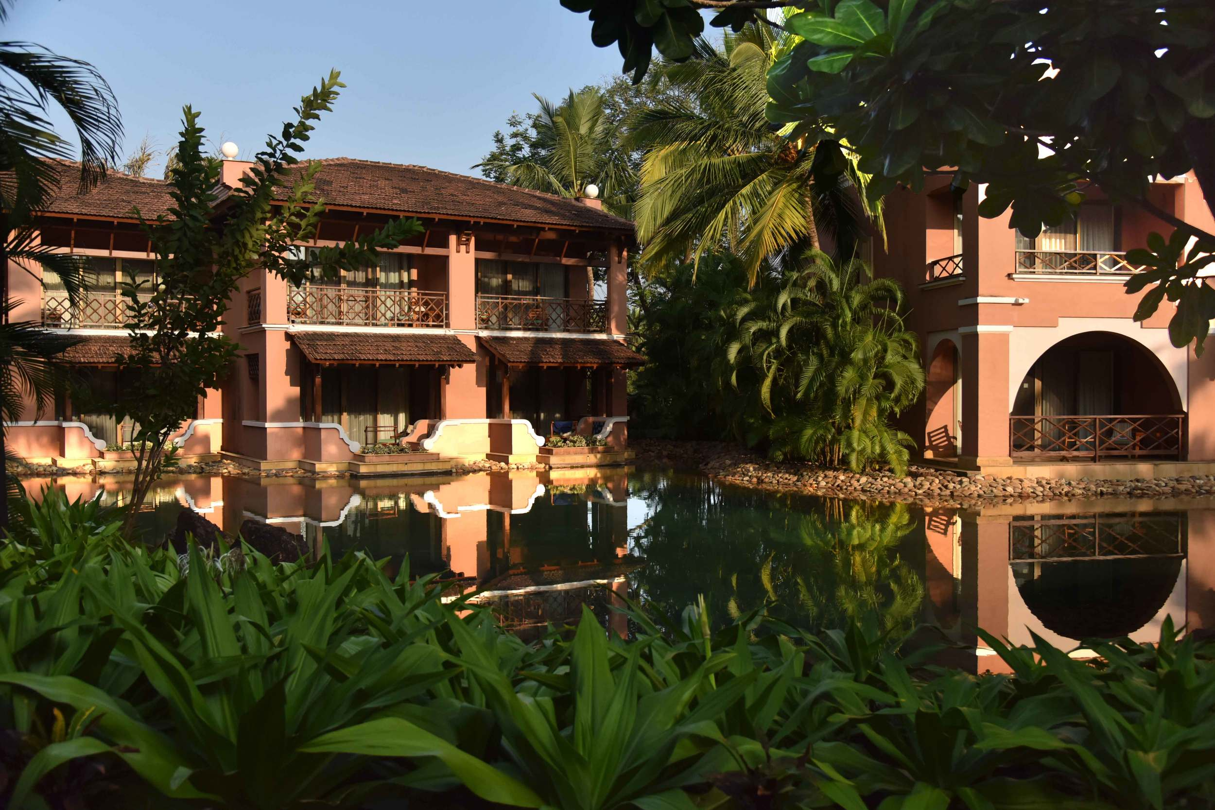 Rooms with a view, Park Hyatt Hotel, Goa, image©sourcingstyle.com.