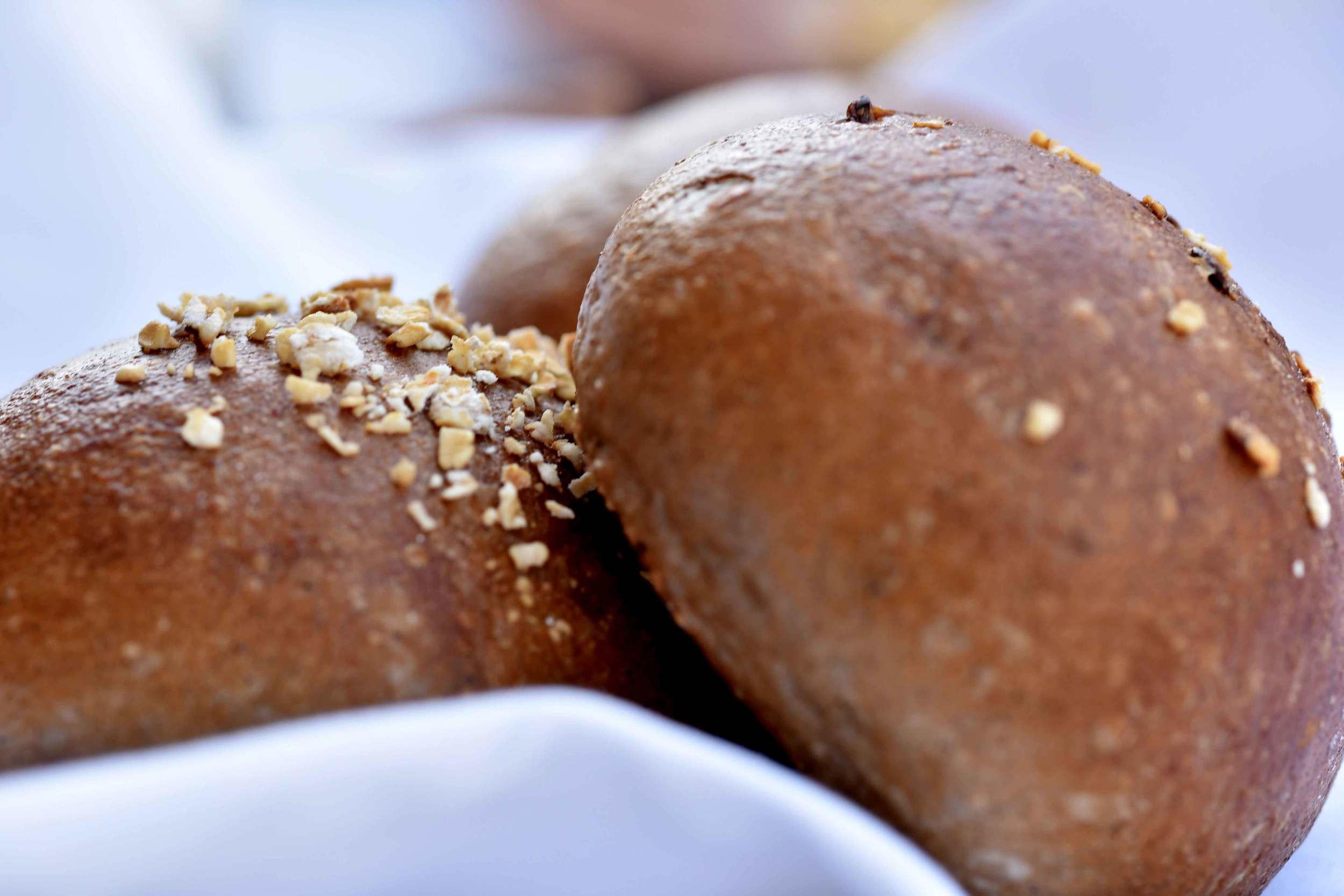 Italian bread, Dining at the beach restaurant, Park Hyatt Hotel, Goa, image©sourcingstyle.com.