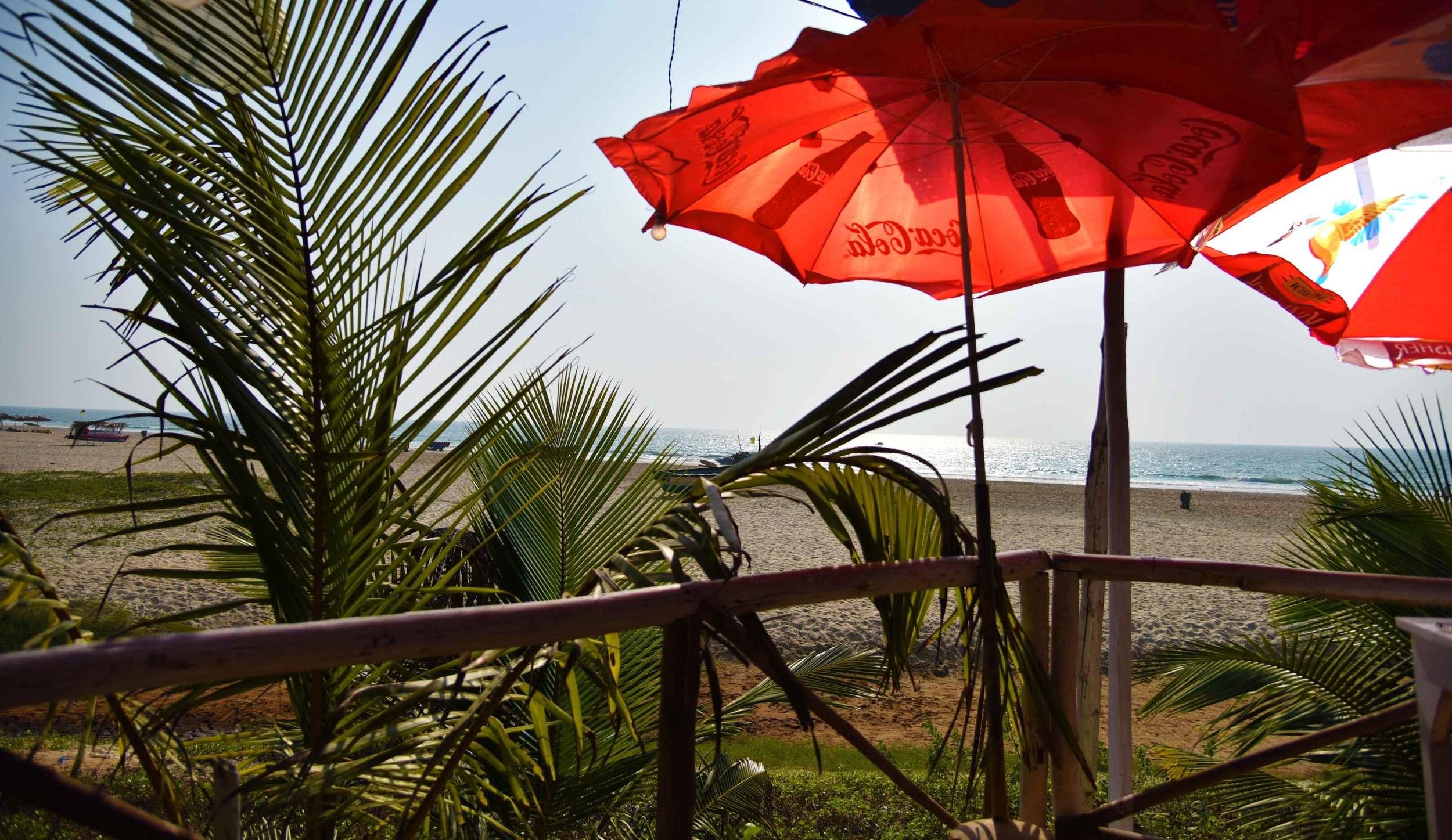 Zeebop by the sea, restaurants next to Park Hyatt Hotel, Goa, image©sourcingstyle.com.