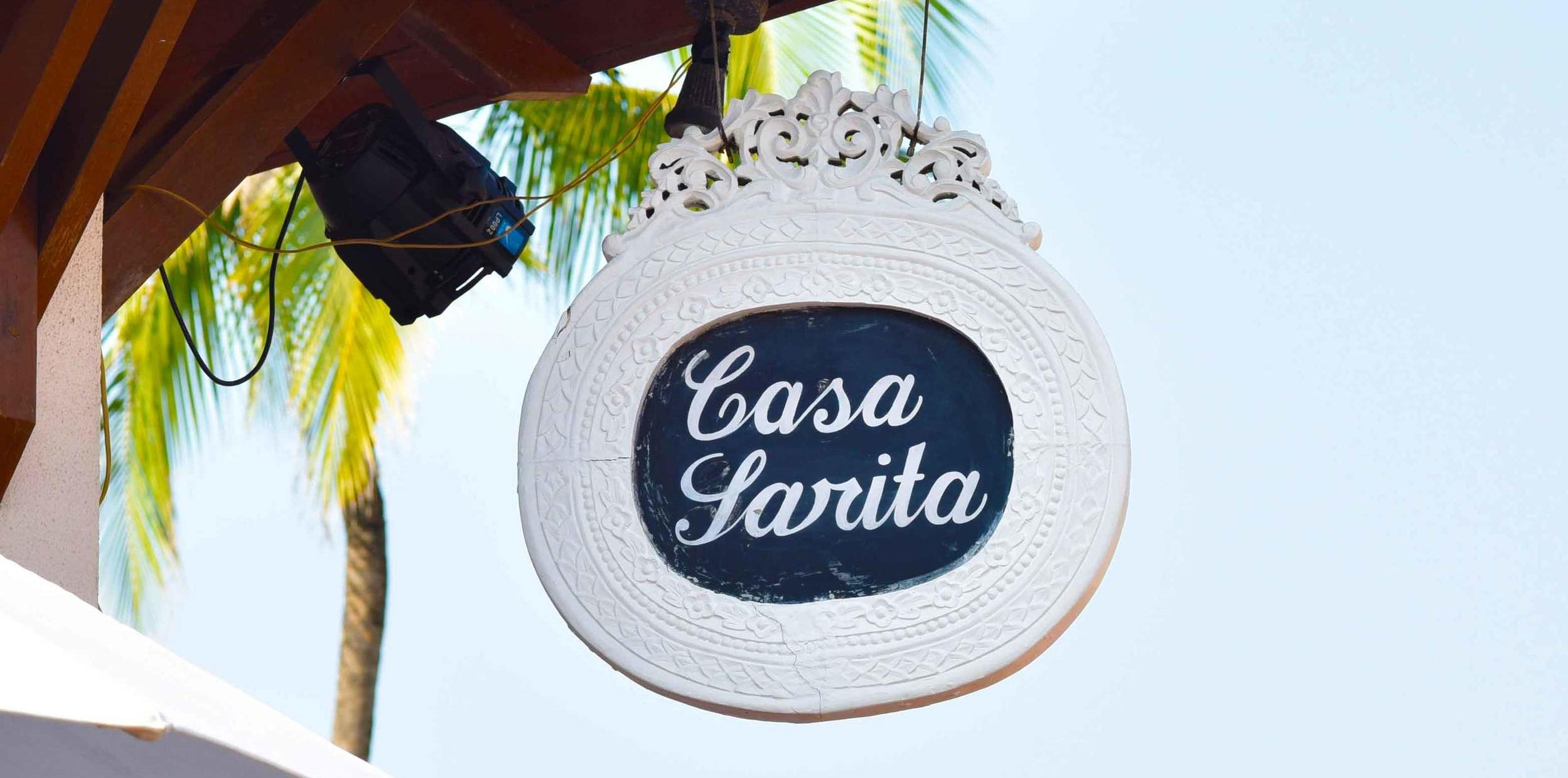 Case Sarita for Goan cuisine, Park Hyatt Hotel, Goa. Image©sourcingstyle.com.