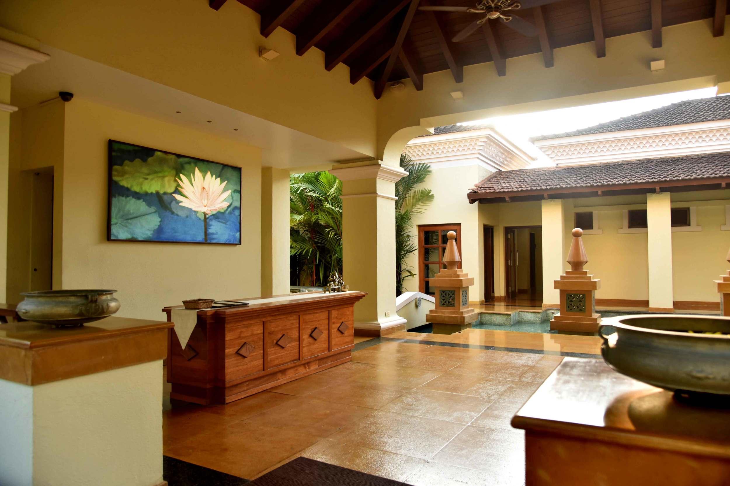 The Sereno Spa, Park Hyatt Hotel, Goa, image©sourcingstyle.com.