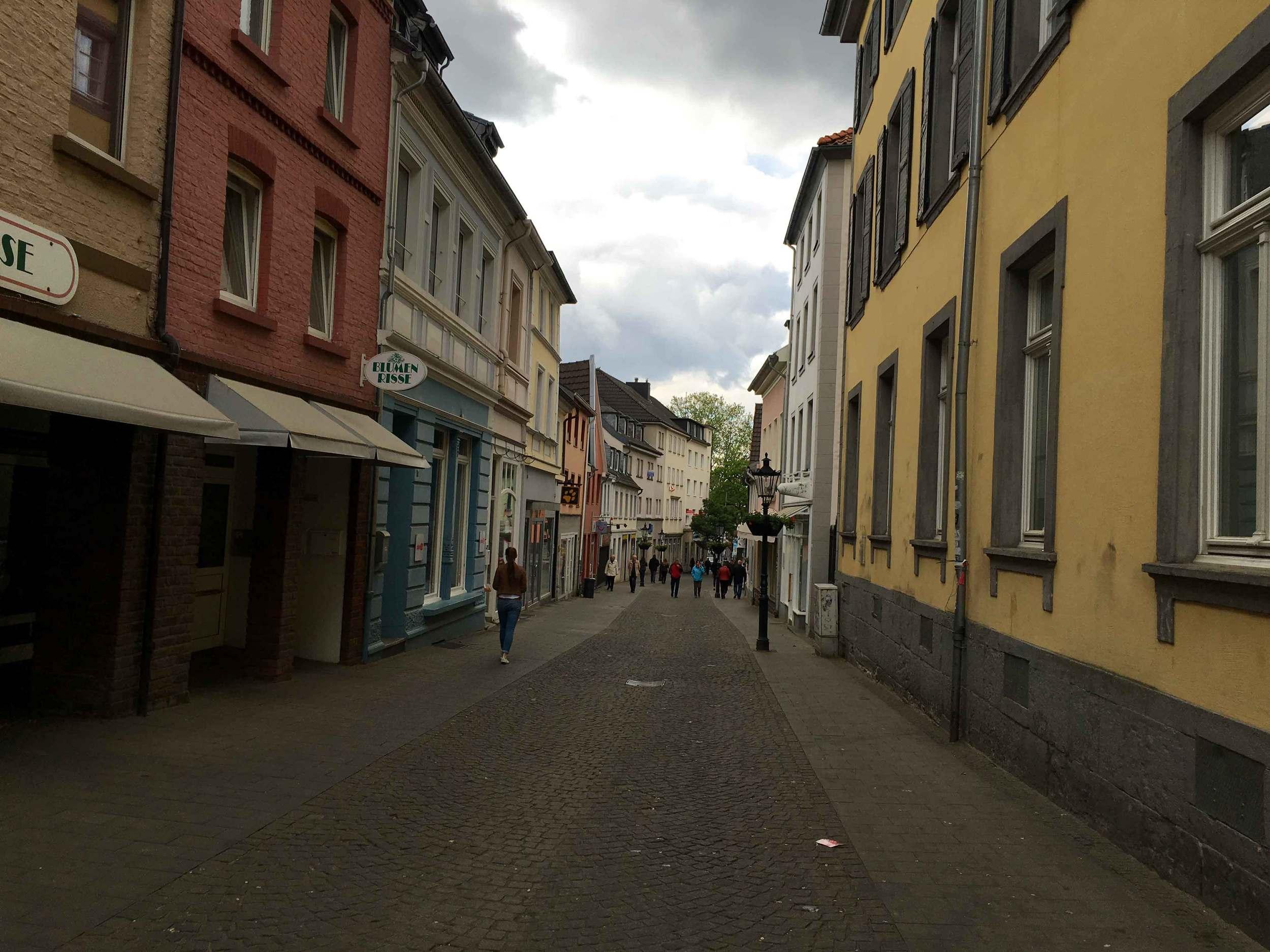 Streets of Ratingen, Germany. Image©sourcingstyle.com, Photo: Nicola Nolting