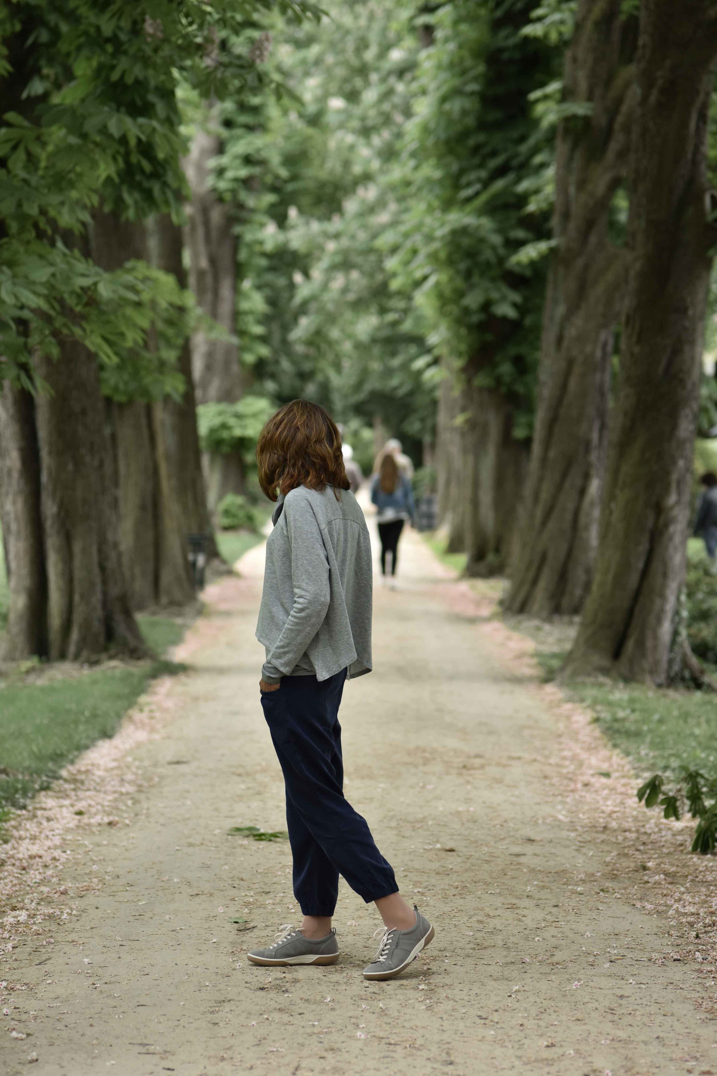 Visiting the park in Ratingen, Germany. Image©sourcingstyle.com, Photo: Nicola Nolting