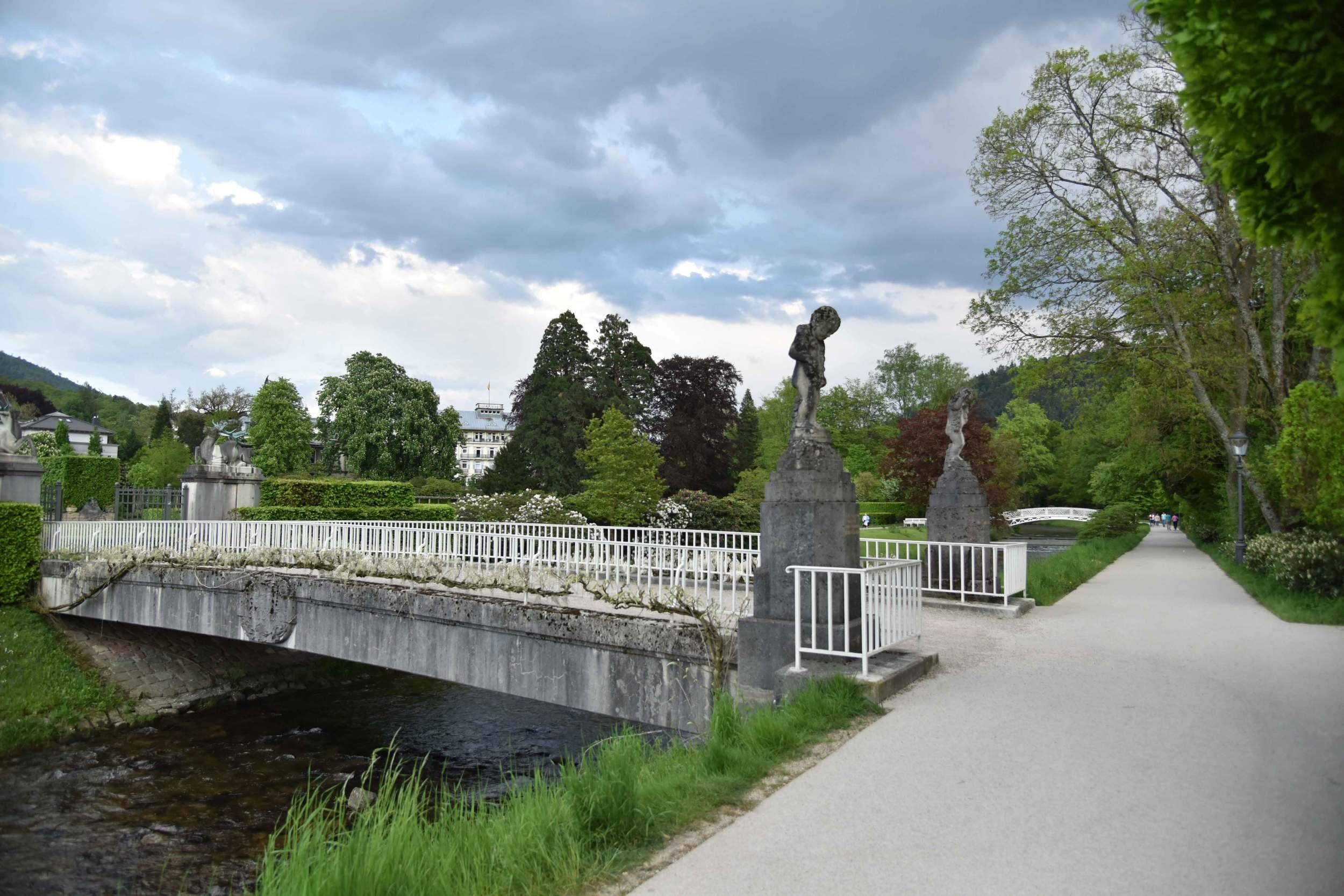 Gönneranlage, rose garden, Lichtentaler Allee, Baden Baden, Germany. Image©sourcingstyle.com