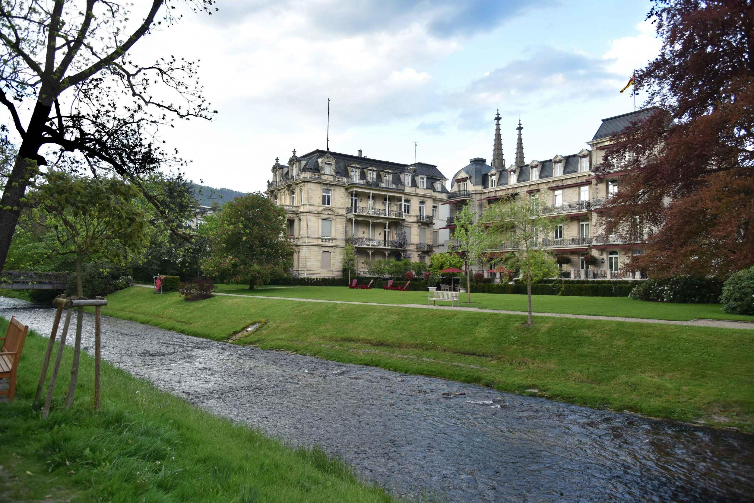 Brenners Park Hotel and Spa, Baden Baden, Germany. Image©sourcingstyle.com