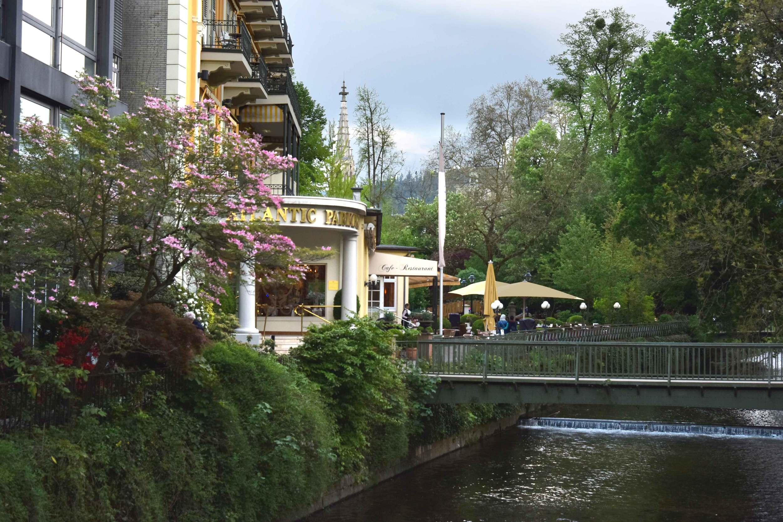 Atlantic Park hotel, Baden Baden, Germany. Image©sourcingstyle.com