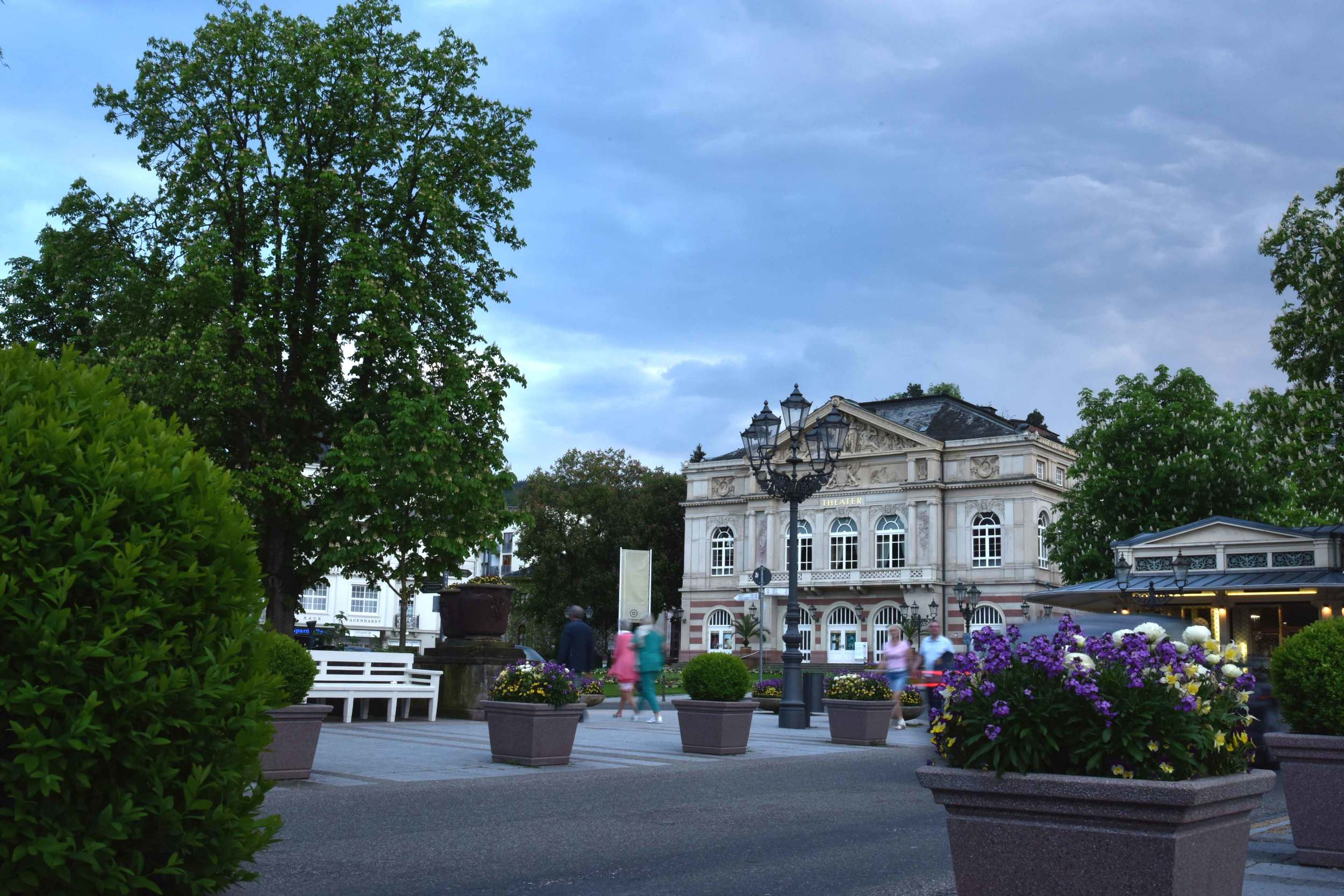 The theater, Baden Baden, Germany. Image©sourcingstyle.com