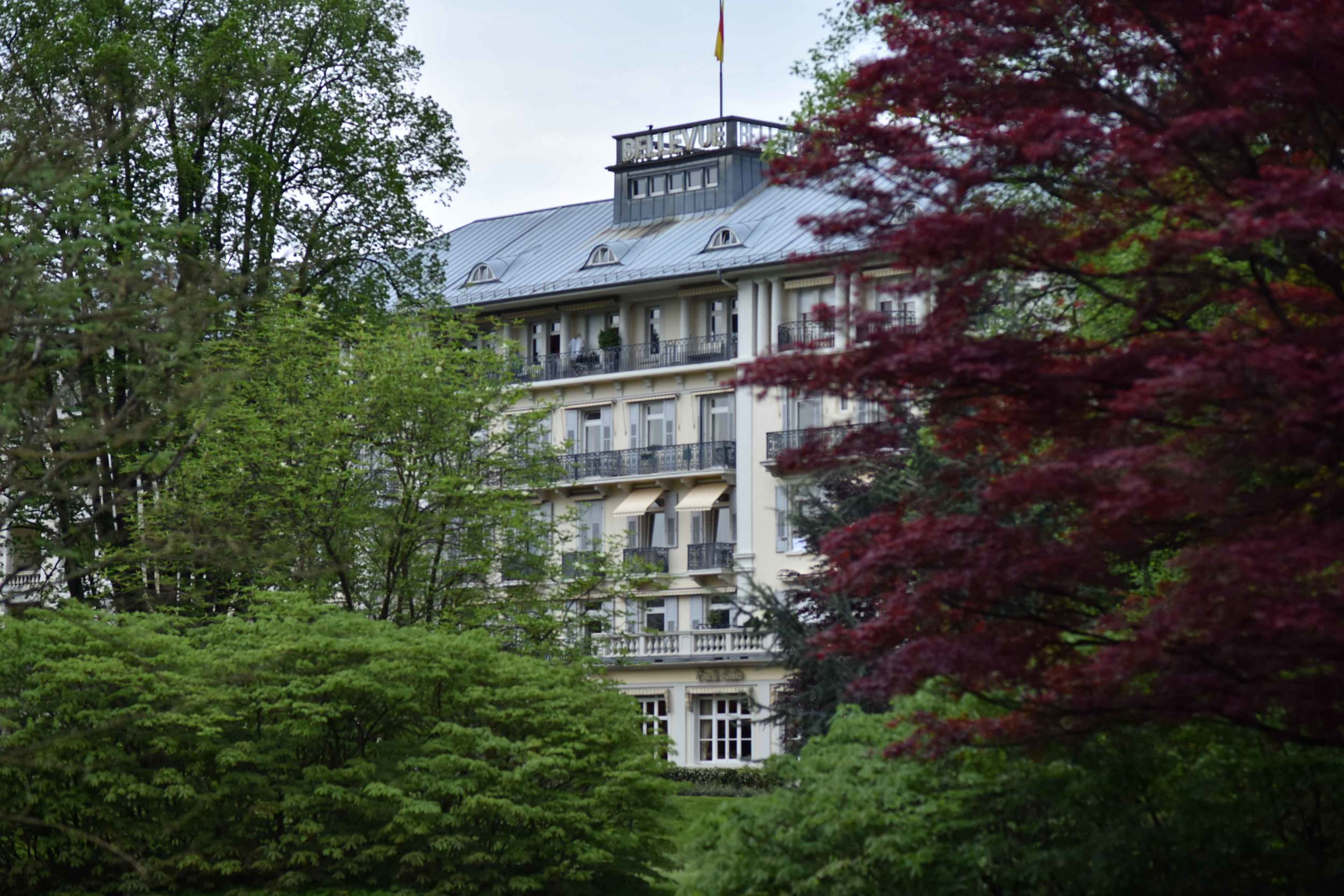 Brenners hotel and spa, Baden Baden, Germany. Image©sourcingstyle.com
