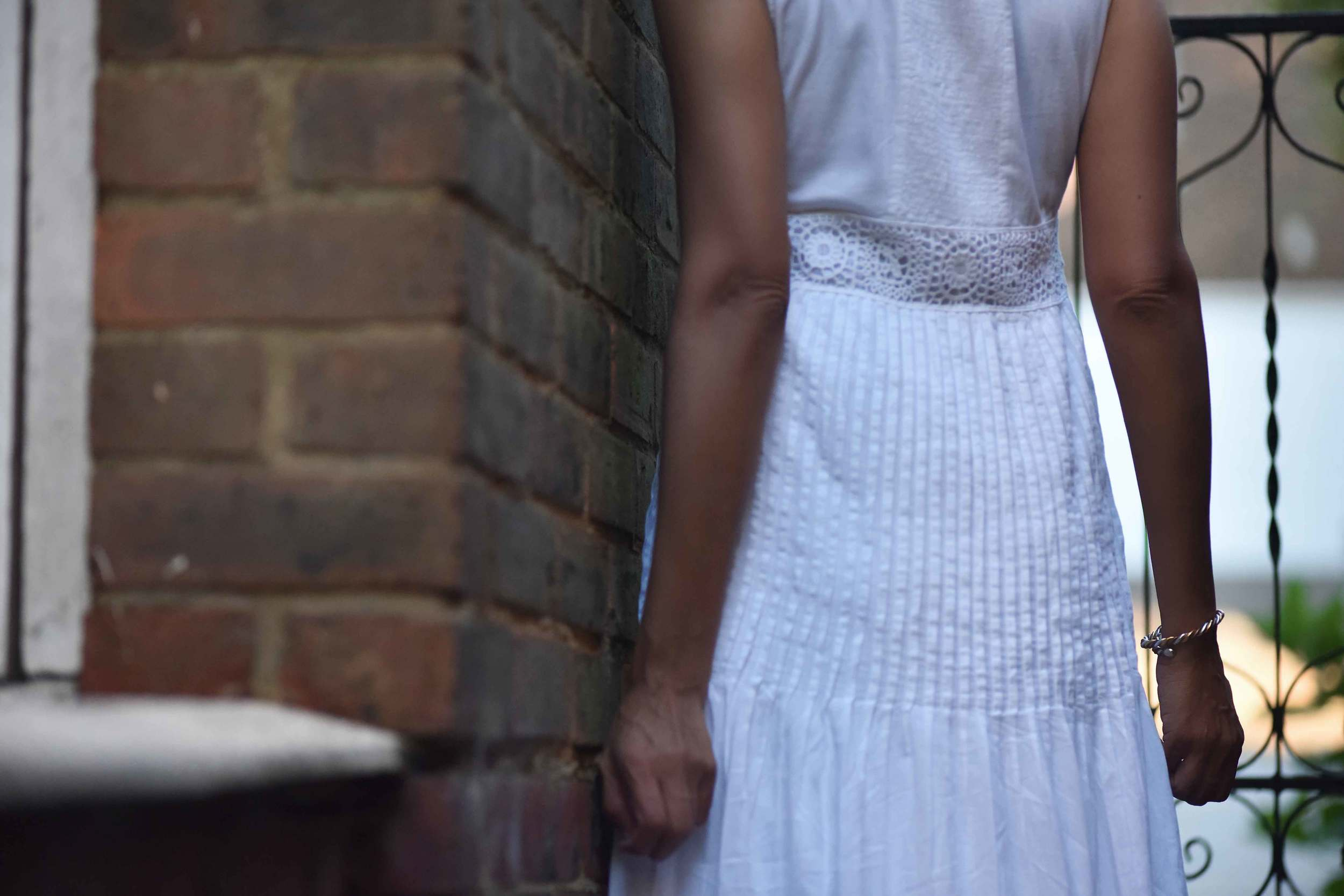 White Chicos lace and crochet maxi dress, image©sourcingstyle.com