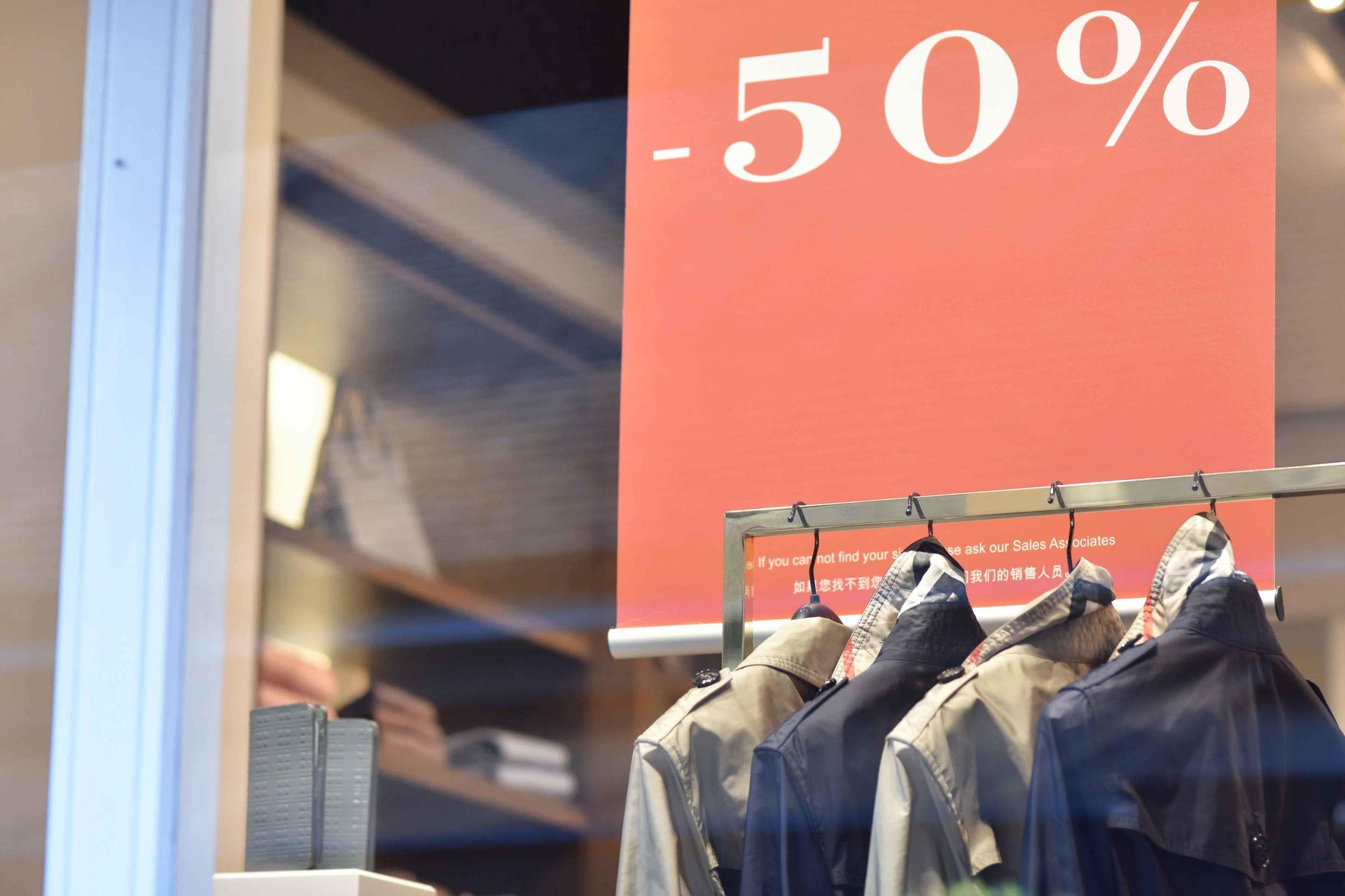 Burberry, Bicester village, designer shopping outlet near London, UK. Image©sourcingstyle.com