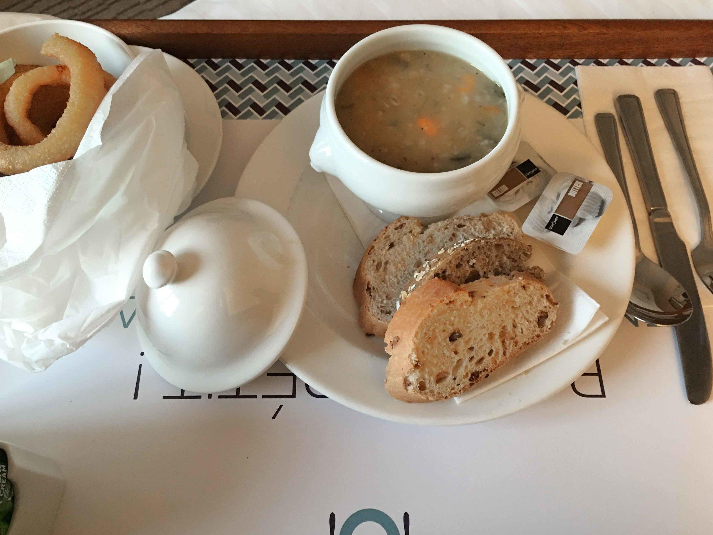 Mercure Inverness hotel, room-service, Inverness, Scotland. Image©sourcingstyle.com