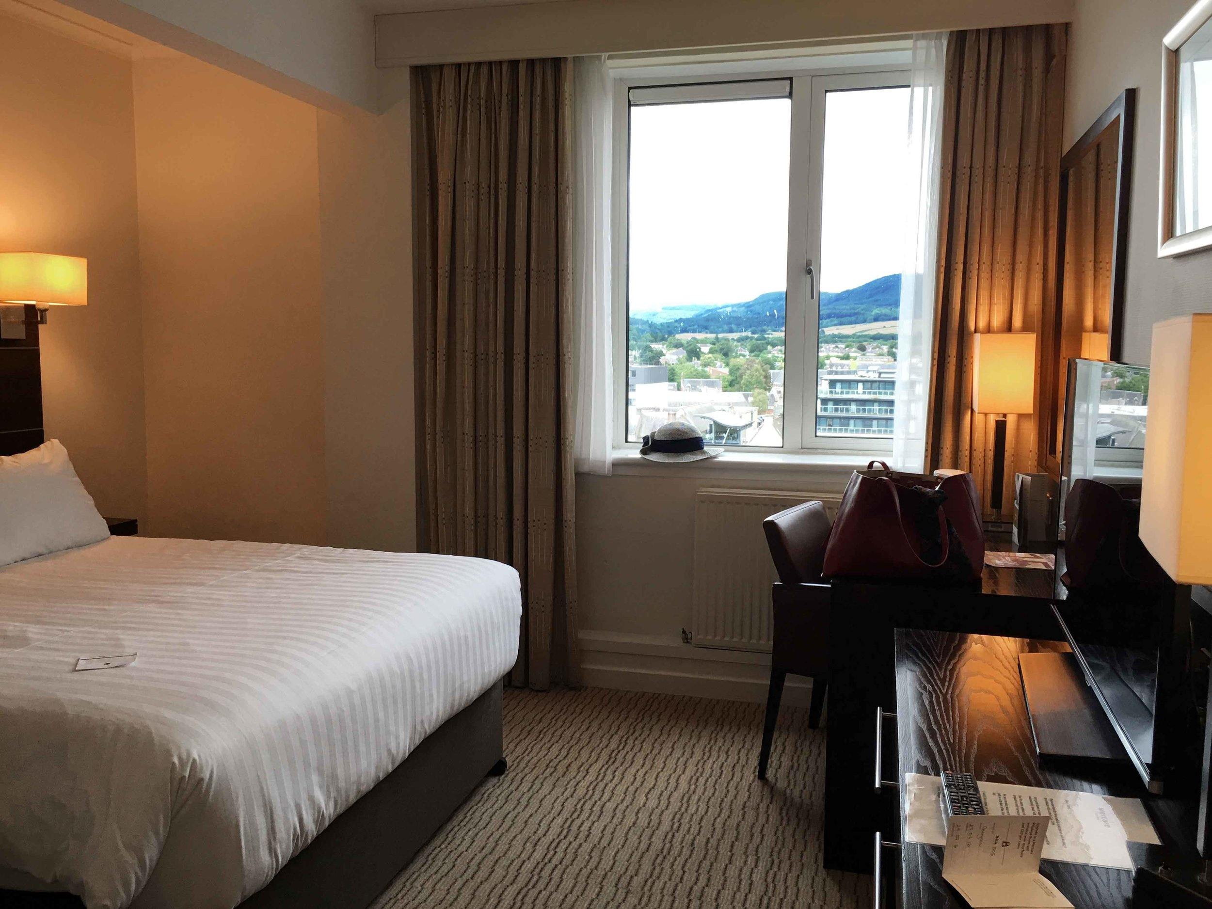 Mercure Inverness hotel, Inverness, Scotland. Image©sourcingstyle.com