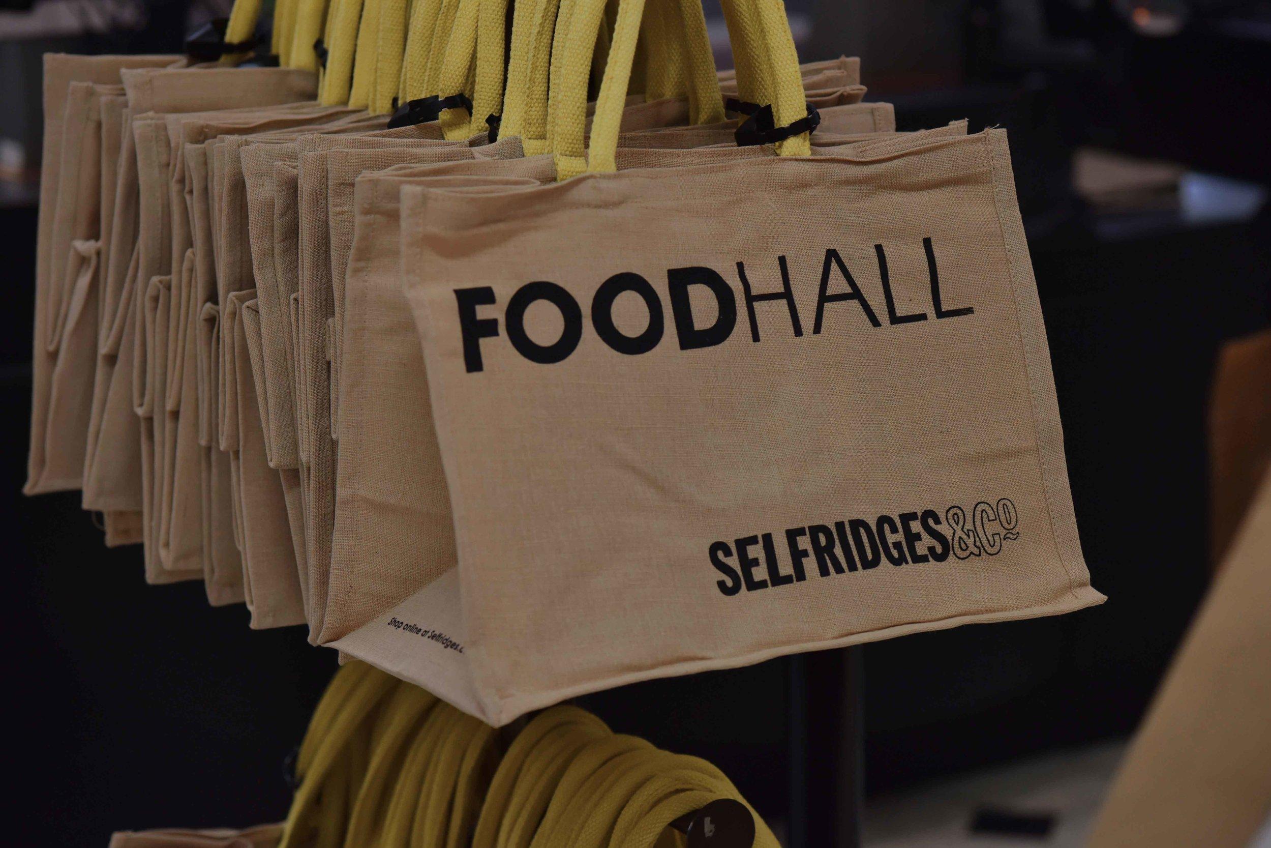Foodhall, Selfridges, London, U.K. Image©sourcingstyle.com