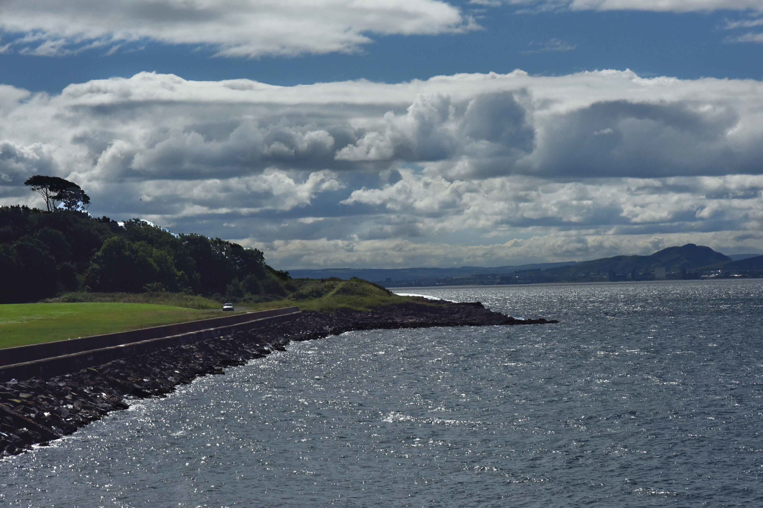 Edinburgh to Inverness, Scotland, North Sea. Image©sourcingstyle.com