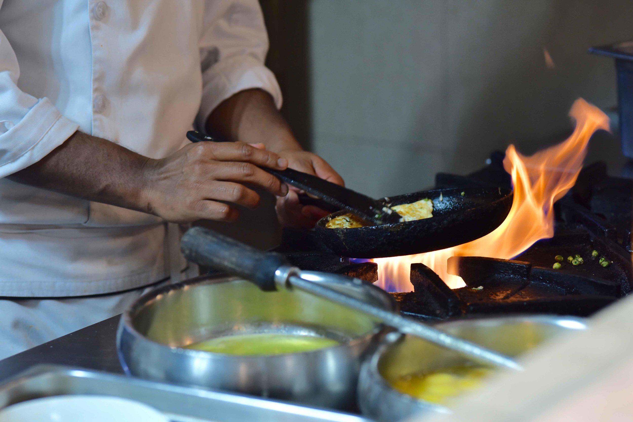 Radisson Blu Hotel, breakfast buffet, Ranchi, Jharkhand, India. Image©sourcingstyle.com.