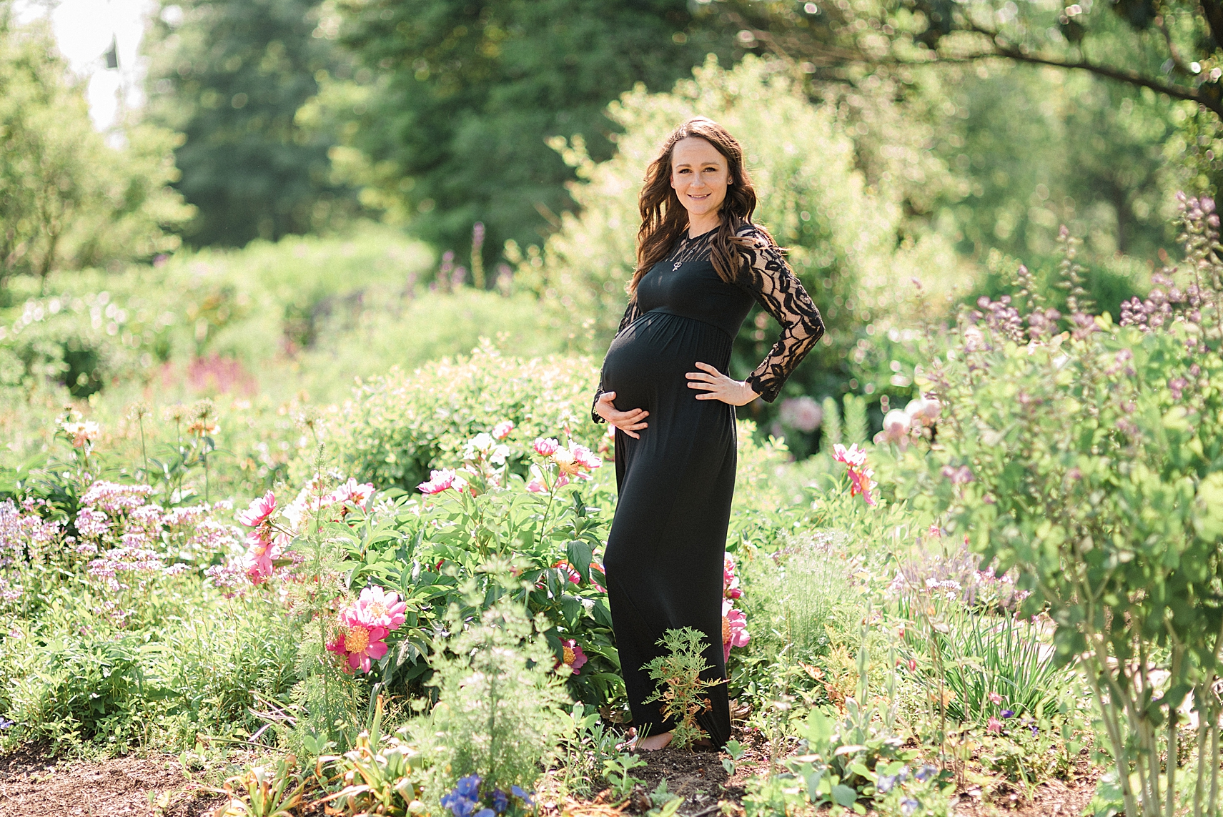 virginia maternity portrait photography ica images